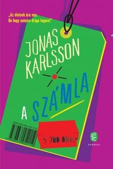 Karlsson, Jonas - A számla [eKönyv: epub, mobi]