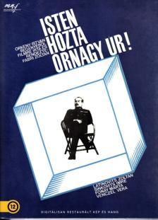 FÁBRI ZOLTÁN - ISTEN HOZTA ŐRNAGY ÚR! DVD ÚJRAKIADÁS