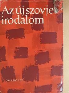 Abody Béla - Az új szovjet irodalom [antikvár]
