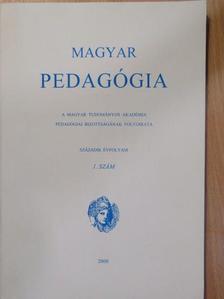Bukta Katalin - Magyar Pedagógia 2000/1. [antikvár]