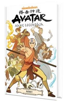 Gene Luen Yang - AVATAR - Aang legendája: Az ígéret - a teljes trilógia