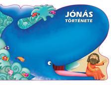 LAPOZÓ - JÓNÁS TÖRTÉNETE /BIBLIAI MESEKÖNYVEK