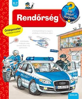 Andrea Erne - Rendőrség