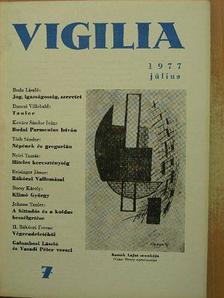 Boda László - Vigilia 1977. július [antikvár]