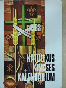 Marco Marchini - Katolikus Kincses Kalendárium 1983 [antikvár]