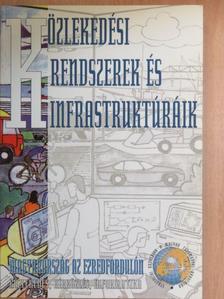 Bényei András - Közlekedési rendszerek és infrastruktúráik [antikvár]