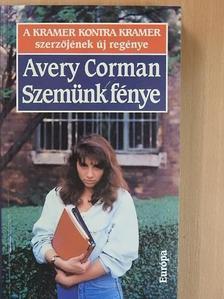 Avery Corman - Szemünk fénye [antikvár]