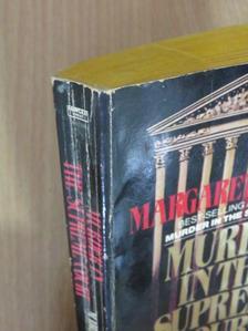 Margaret Truman - Murder in the supreme court [antikvár]