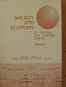 Ágh Attila - Society and Economy 1999/3. [antikvár]