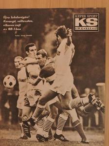 Kutas István - Képes Sport 1970. augusztus 11. [antikvár]