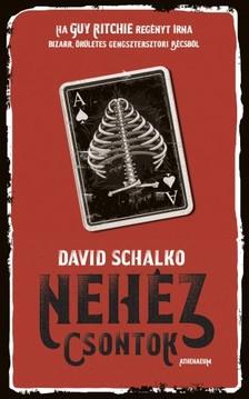 David Schalko - Nehéz csontok [eKönyv: epub, mobi]