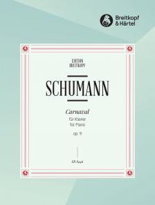 Schumann, Robert - CARNEVAL FÜR KLAVIER OP.9 (CLARA SCHUMANN/JOACHIM DRAHEIM)