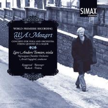 MOZART - CLARINET CONCERTO IN A CD