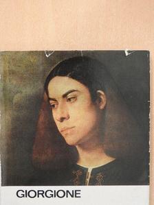 Mravik László - Giorgione [antikvár]