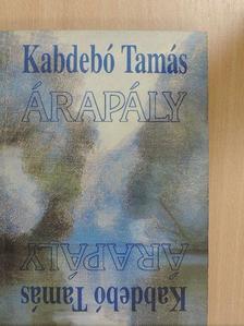 Kabdebó Tamás - Árapály [antikvár]