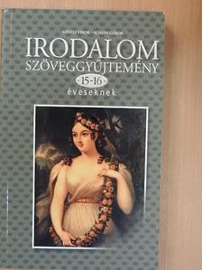 Gintli Tibor - Irodalom szöveggyűjtemény 15-16 éveseknek [antikvár]