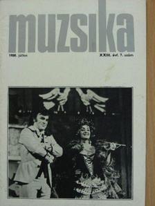 Boronkay Antal - Muzsika 1980. július [antikvár]