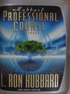 L. Ron Hubbard - Hubbard Professional Course Lectures - 11 db CD-vel [antikvár]