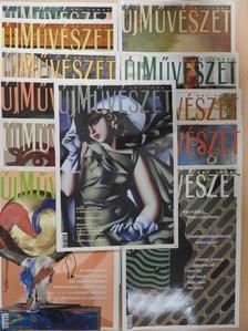 Béresi Csilla - Új Művészet 2002. január-december [antikvár]