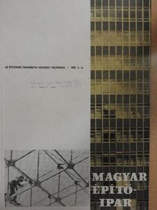 Dr. Gulyás Antal - Magyar Építőipar 1987/5-6. [antikvár]