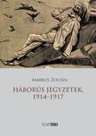 Ambrus Zoltán - Háborús jegyzetek, 1914-1917