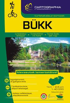 "Cartographia Kiadó - BÜKK TURISTAKALAUZ - CART. - ""SC"""