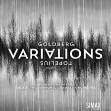 Bach - GOLDBERG VARIATIONS CD KRAGGERUD