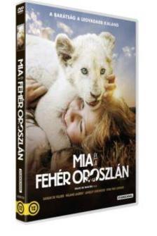 Mia és a fehér oroszlán - DVD