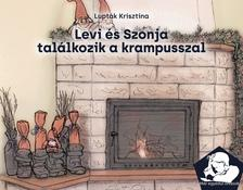 Lupták Krisztina - Levi és Szonja találkozik a krampusszal