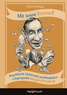Tejvan Pettinger - Mit tenne Keynes?