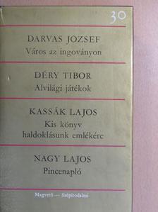 Darvas József - Magyar írók tanúságtétele (1944-45) [antikvár]