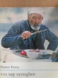 Pásztor Ferenc - 100 nap nyeregben [antikvár]