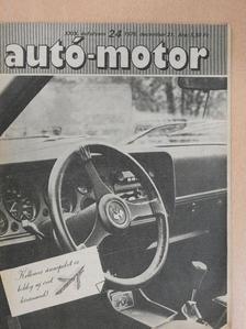 Kiss Dezső - Autó-Motor 1976. december 21. [antikvár]