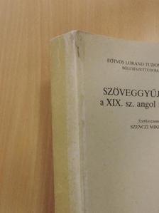 Alfred Tennyson - Szöveggyűjtemény a XIX. sz. angol irodalmából [antikvár]