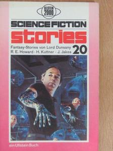Henry Kuttner - Ullstein Science Fiction Stories 20 [antikvár]