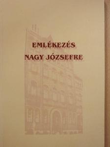 Dr. Jakab László - Emlékezés Nagy Józsefre [antikvár]