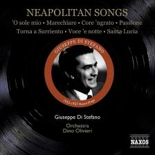 NEAPOLITAN SONGS CD