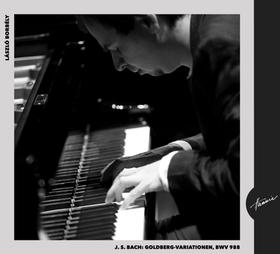 Bach - GOLDBERG-VARIATIONEN CD BORBÉLY