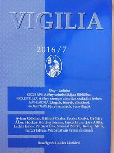 Báthori Csaba - Vigilia 2016. július [antikvár]