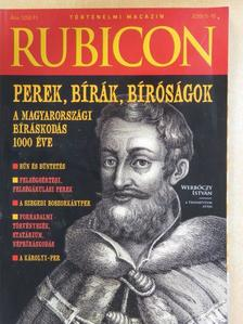 Antal Tamás - Rubicon 2019/9-10. [antikvár]