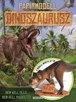 Papírmodell - Dinoszaurusz [nyári akció]