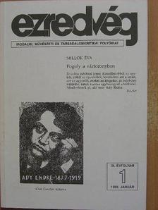 Alföldy Jenő - Ezredvég 1999. január [antikvár]