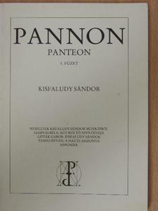 Kisfaludy Sándor - Pannon Panteon [antikvár]