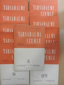 Darvas József - Társadalmi Szemle 1964. (nem teljes évfolyam) [antikvár]