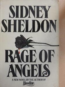 Sheldon Sidney - Rage of Angels [antikvár]