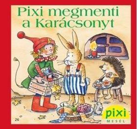 Pixi megmenti a Karácsonyt