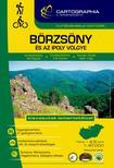 """Cartographia Kiadó - Börzsöny és az Ipoly völgye turistakalauz """"sc"""""""