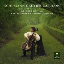 SCHUMANN - GAUTIER CAPUCON CD ARGERICH