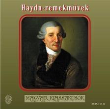 Haydn - HAYDN-REMEKMŰVEK - 2 CD