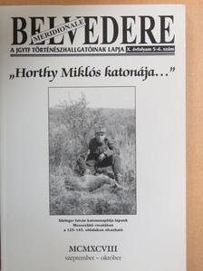 Jaksa Helga - Belvedere Meridionale 1998. szeptember-október [antikvár]